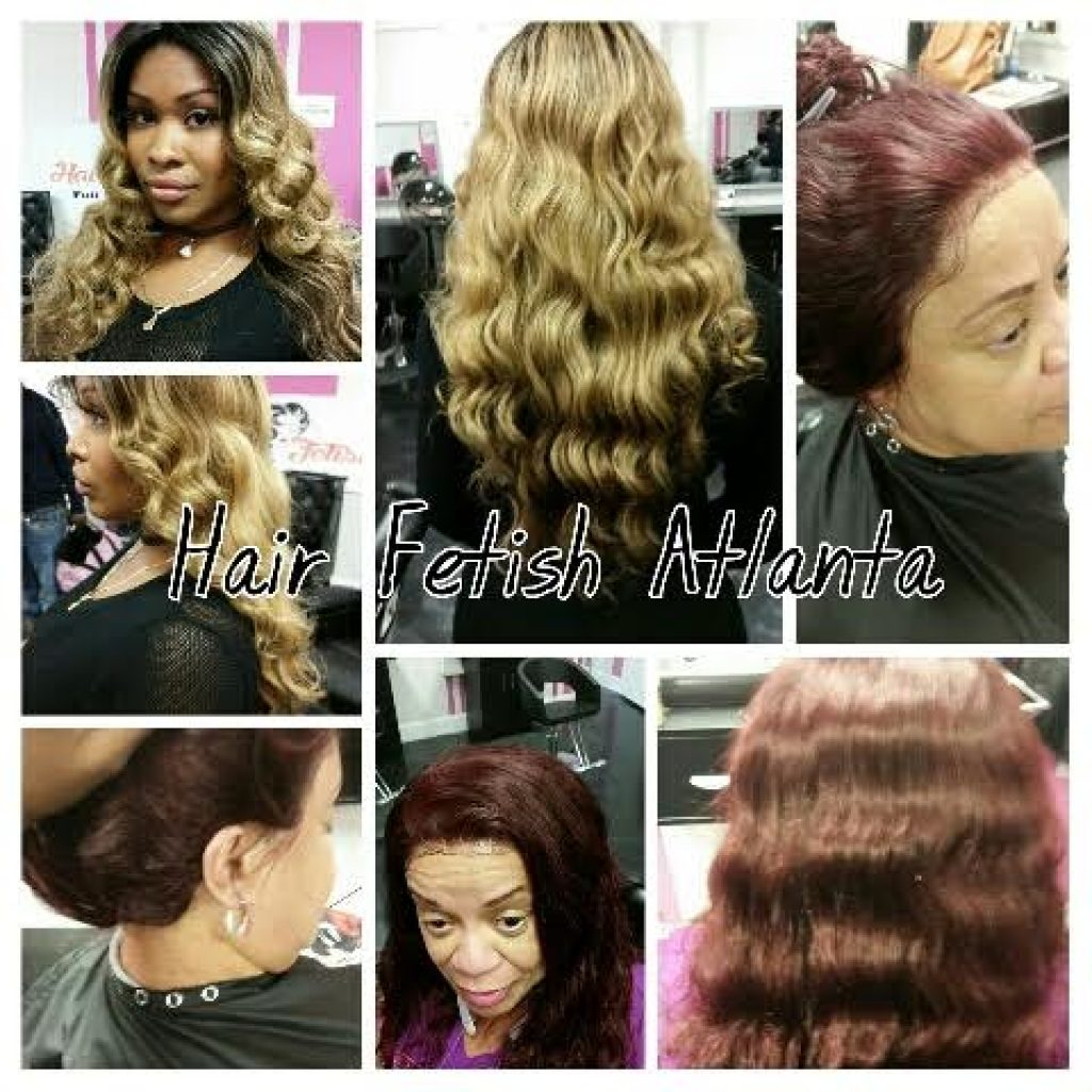 150 00 Wig Install Hair Fetish Atlanta Salon