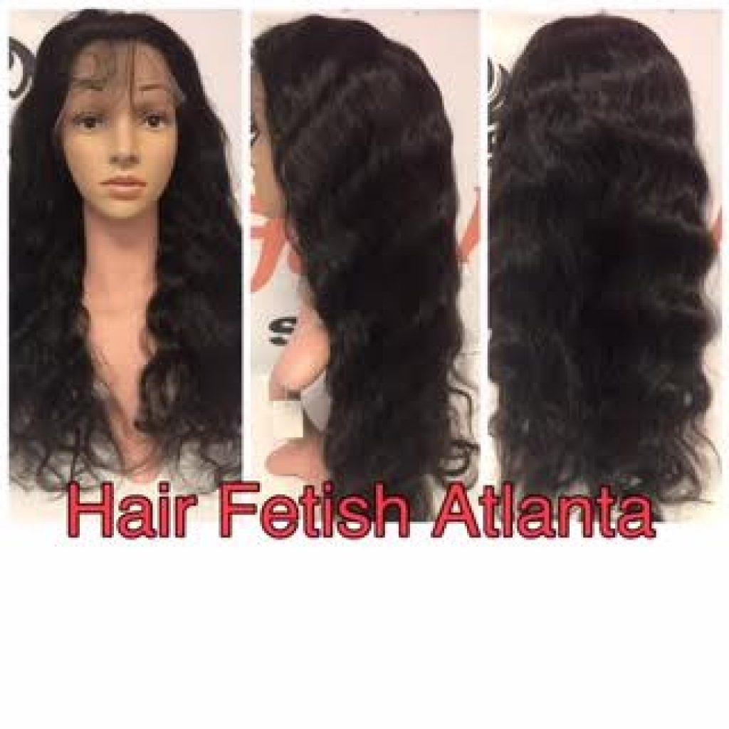 Full lace wigs - Hair Fetish Atlanta Salon