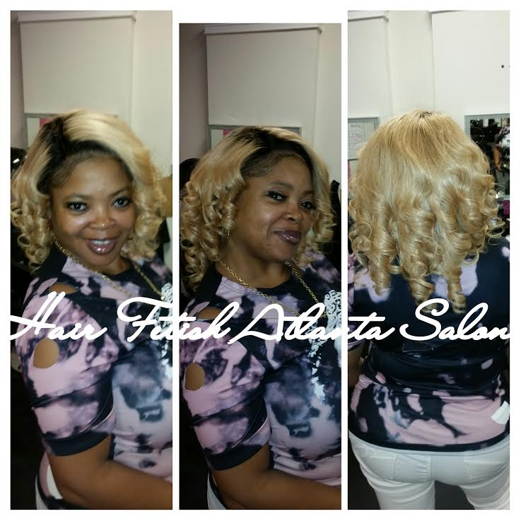 Full Lace Wig and Lace Front Wig Installation $125