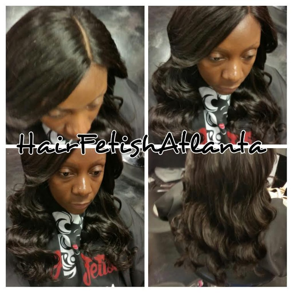️ Hair Fetish Atlanta Salon Weaves Wigs Frontals Closures