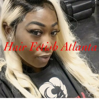 1B/Blonde Full Lace Wig - Hair Fetish Atlanta Salon -