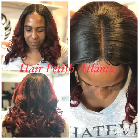 Weave Closure Sew In Traditional