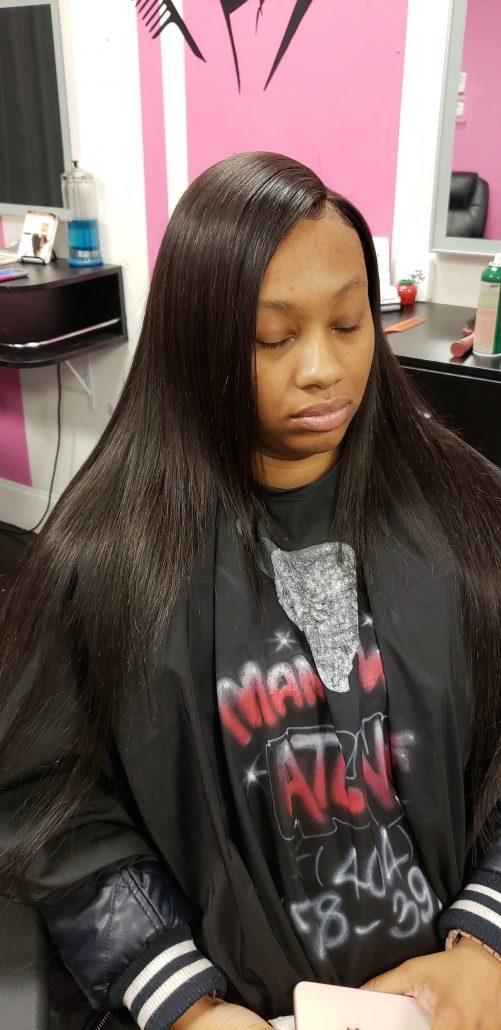 Hair Fetish Atlanta Salon Walk In Weave Salon Specials