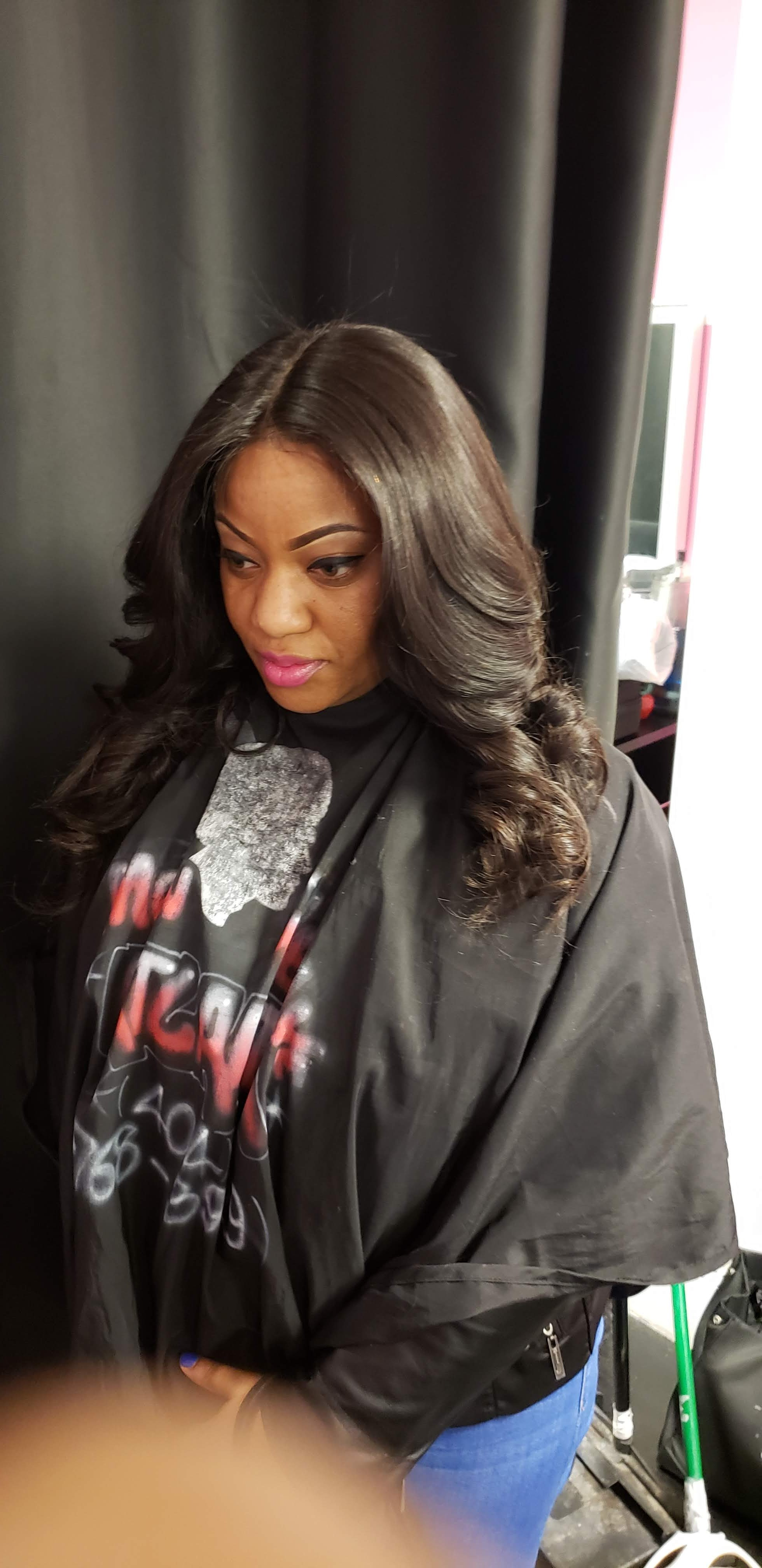 Full Lace Wig Install Only 150 Hair Fetish Atlanta Salon