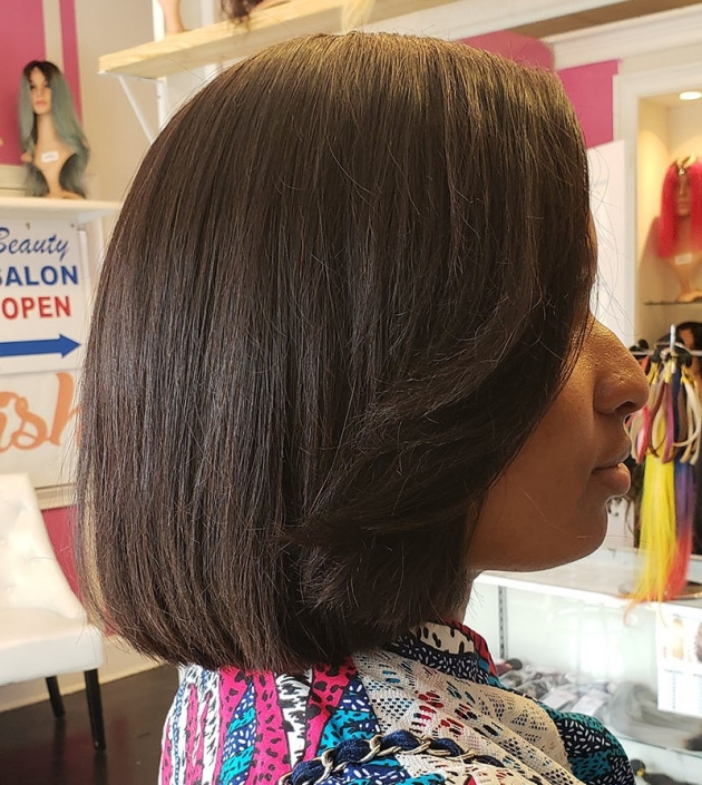 Bob Cut Sew In